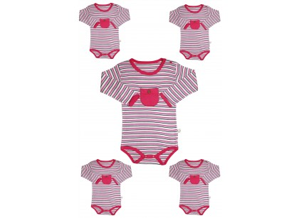 Fives Baby Bodysuits