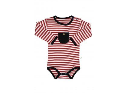 Long Sleeve Quintet Baby Bodysuit