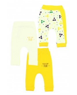 Tent 3 Pieces Trousers Yellow