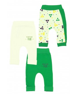 Tent 3 Pieces Trousers Green
